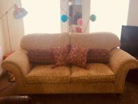 Laura Ashley Sofa- Mortimer Fabric Large 2 Seater
