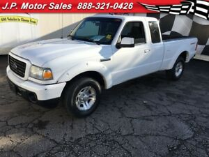 2009 Ford Ranger Sport, Extended Cab, Automatic
