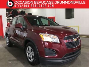 2015 Chevrolet Trax LS - AUTOMATIQUE - BAS MILLAGE!!