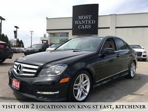 2013 Mercedes-Benz C-Class C300 | 4MATIC | NEW TIRES & BRAKES |