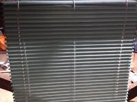 Velux window blinds, very light green. Fit window size S06