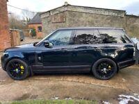 Range Rover aSutobiographyLand Rover, RANGE ROVER, Estate, 2013, Other, 4367 (cc), 5 doors