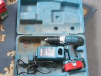 Makita 84444D 3 speed cordless drill