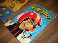 Beano 1968 Vintage annual Collectable