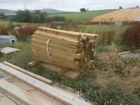 4x4 posts treated 6ft long price each