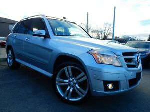 2010 Mercedes-Benz GLK-Class GLK350 4MATIC | PANORAMIC | ONE OWN Kitchener / Waterloo Kitchener Area image 1