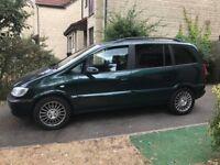 Zafira 7 seats - auto - New Mot - viewings available today