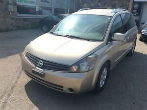 2007 Nissan Quest SL 3.5; DVD, Rear AC & More London Ontario image 9