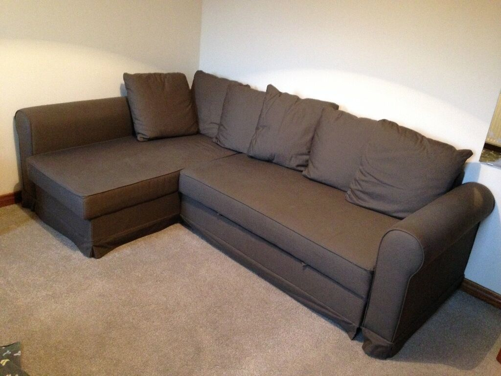ikea backabro marieby corner sofa bed in perth perth and kinross gumtree. Black Bedroom Furniture Sets. Home Design Ideas