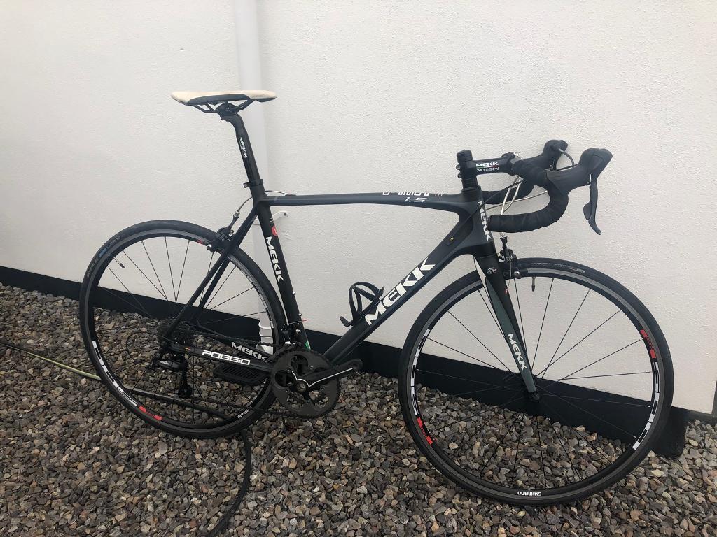 Mekk Poggio Full carbon frame road bike   in Exeter, Devon   Gumtree