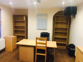 CHEAP office to let ready now! ALL BILLS included