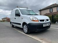 Renault kangoo 1.5dci very low miles 80k