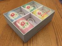 Cath Kidston Provance Placement Mugs