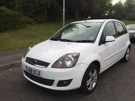 Ford Fiesta 1.4 TDCi Zetec Climate 5door 2008 Hatchback,full service history,~~~~~~price reduce