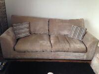 Sofa & Snuggle Chair