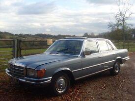 Classic Mercedes Benz 280