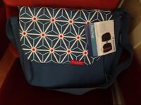 Maxi Cosi Flexi-Bag - Star by Edward van Vliet limited edition NEW with labels Changing Bag