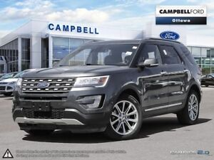 2017 Ford Explorer Limited PRICED FOR IMMEDIATE SALE