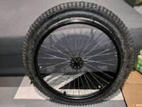 26'' All Terrain Wheelchair Wheels