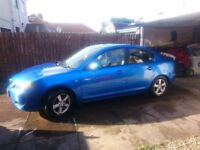 Mazda3 1.6 TS Saloon 4dr£1,995 p/x welcome NEW MOT. FREE WARRANTY