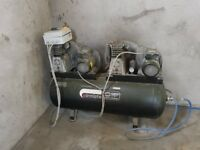 air compressor 270L PIP