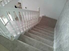 Experienced Carpet and vinyl fitter