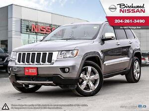 2012 Jeep Grand Cherokee Limited LOCAL TRADE
