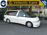 1998 Toyota Sienna Previa 65K's 7 seats 4WD NO ACCDNT 1YR WRNT