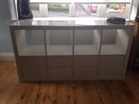 Ikea bookshelve/storage unit