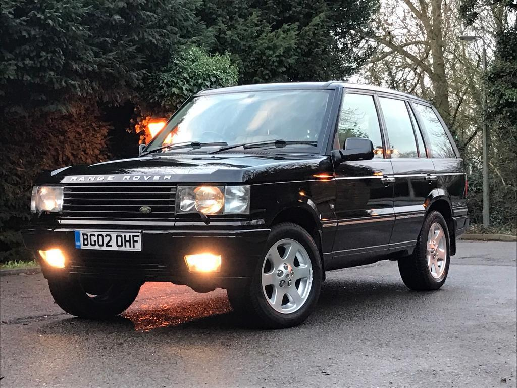 range rover vogue se 2002 4 6 auto in orpington london gumtree. Black Bedroom Furniture Sets. Home Design Ideas