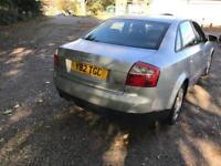 Audi A4 2.0 petrol automatic