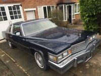 1978 Cadillac Coupe Deville - beautiful classic, lowrider, recent respray, 2 owners