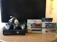 XBOX 360 and 24 GAMES