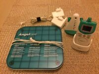 Angelcare AC401 Baby Movement & Sound Monitor