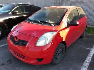 2007 Toyota Yaris CE *AIR CLIMATISE*