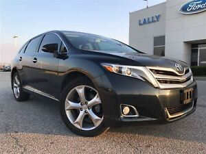 2014 Toyota Venza Limited AWD  dual panel moonroof Navigation