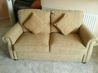 ***QUALITY 2 SEATER SOFA BED IN EXCELLENT CONDITION***