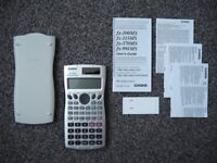 CASIO fx-115MS Calculator