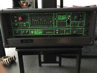 Trace Elliot V350 bass amp head very rare