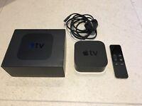 Apple TV 4 4th gen, 64GB, complete box, mint