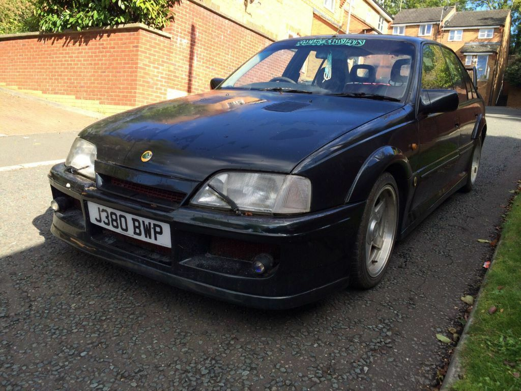 1991 vauxhall carlton gsi 24v auto lotus carlton replica modified barn find in high wycombe. Black Bedroom Furniture Sets. Home Design Ideas