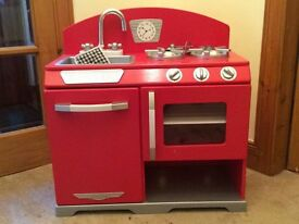 Great Little Trading Company Wooden Toy Kitchen