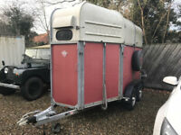 Richardson Rice Supreme Advance Horse Trailer