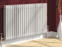 Brand new designer column radiators from myson 450x1200