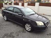 TOYOTA AVENSIS T2 1.8 PETROL **MOT 27/01/18** 3 KEYS AND FOBS, C/LOCK,A/CON,S/SYSTEM, G/COND £850
