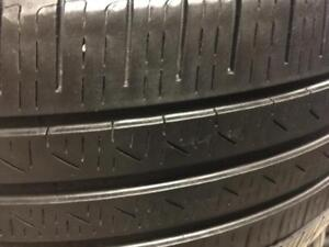 1 pneu 245/40/19 Pirelli p7 ete 7/32