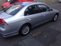 Honda Civic Hybrid IMA 2004 Economical, Heathrow/Hounslow