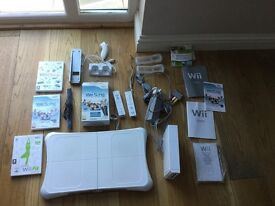 Wii fit /balance board/we sing