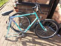 Four bikes for parts/repair