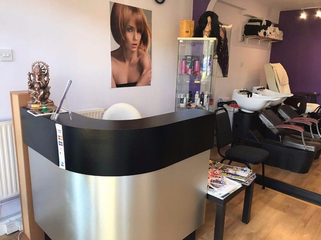 Hair and Beauty Salon For Sale